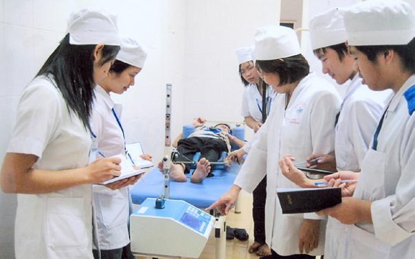 Đại học ngành Vật lý trị liệu (Physical Therapy)
